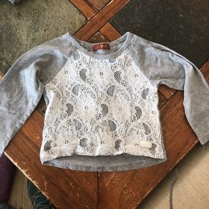 7 for all mankind baby sweater